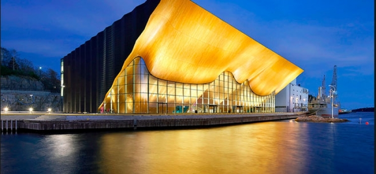 KILDEN PERFORMING ARTS CENTRE NORWAY