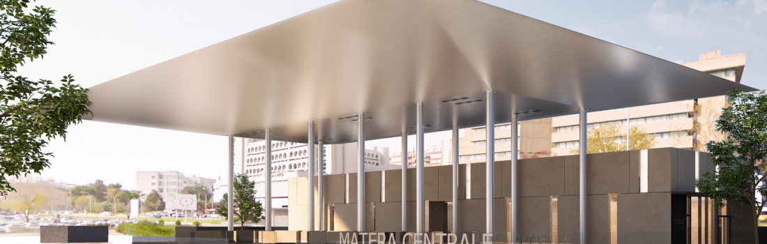 THE NEW CENTRAL STATION OF MATERA (PART 1)