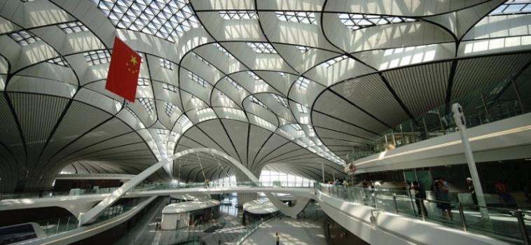 THE NEW BEIJING DAXING INTERNATIONAL AIRPORT