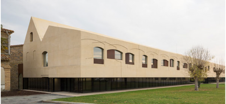THE NEW PSYCHIATRIC CENTRE IN PAMPLONA