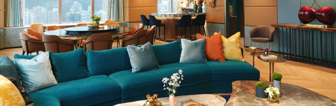 CENTRAL OFFICE CLUB HOUSE – HONG KONG