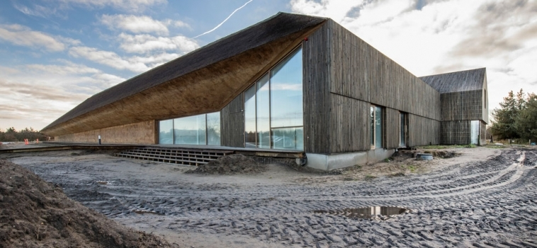 THE DANISH WADDEN SEA CENTRE – DENMARK