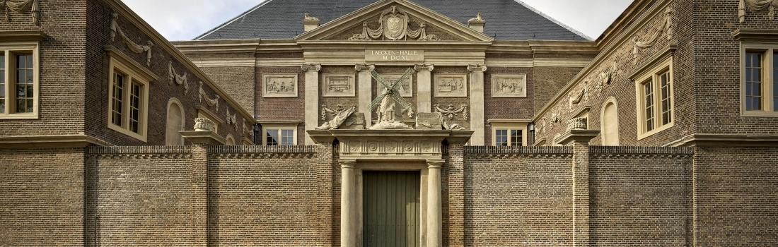 LAECKEN-HALLE MUSEUM – NETHERLANDS