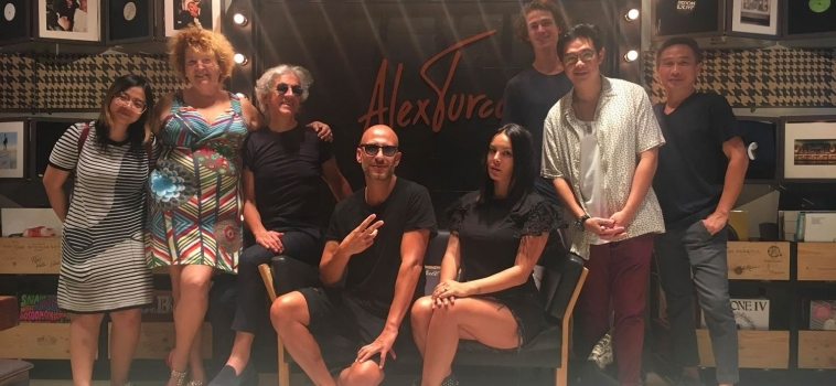 ALEX TURCO & ICONIC STUDIO – EVENT IN BANGKOK