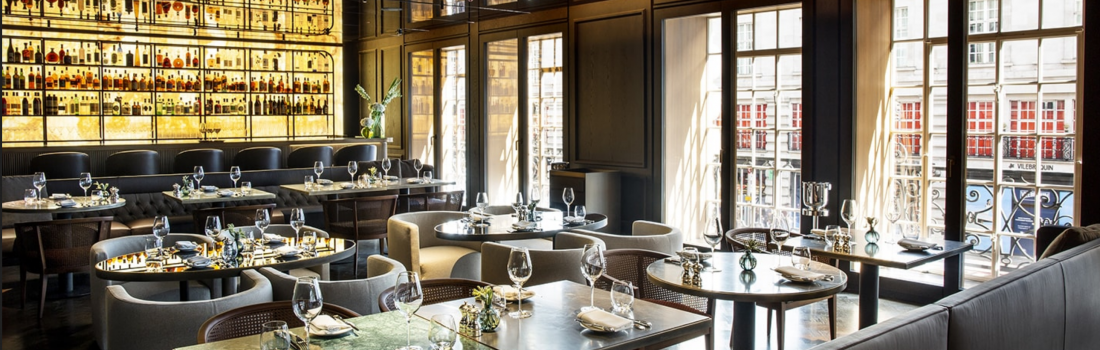 HOTEL CAFE' ROYAL – LONDON