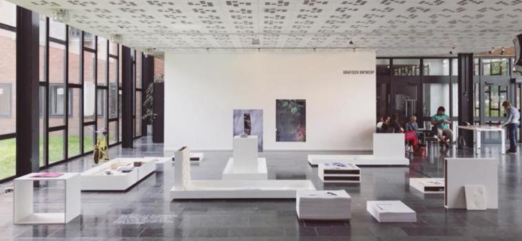 THE NEW ART SCHOOL IN HASSELT – BELGIUM