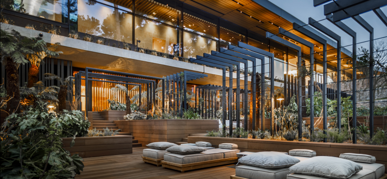 THE GRAND PARK HOTEL IN ROVINJ – CROATIA