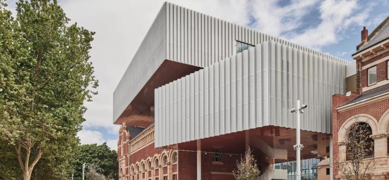 THE WA MUSEUM BOOLA BARDIP IN PERTH, AUSTRALIA
